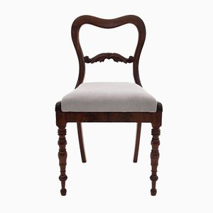 Mahogany Dining Chairs, Set of 4