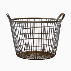 Mid-Century Metal Basket from Boco, 1960s
