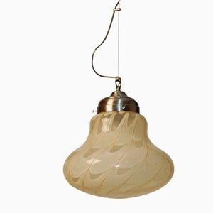 Murano Pendant Lamp by Franco Valmarana, 1980s