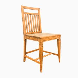 Schwedischer Gustavianischer Stuhl, 18. Jh