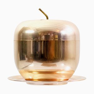 Apple Ice Bucket by Ettore Sottsass for Rinnovel, Italy, 1950s
