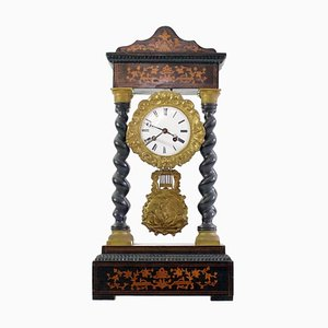 Napoleon III French Mantle Clock, 1880s
