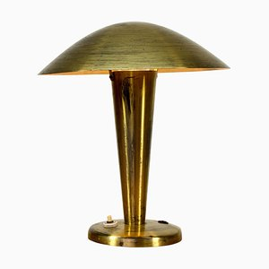 Bauhaus Table Lamp with Flexible Shade, 1930s
