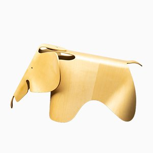 Anniversary Edition Plywood Elephant by Charles & Ray Eames, 2007