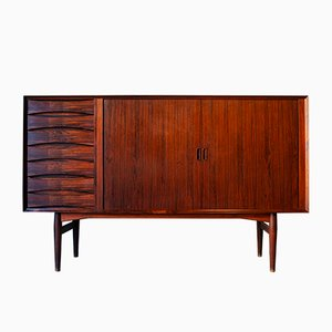 Rosewood Sideboard by Arne Vodder for Sibast, 1960s