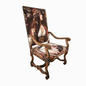 Baroque Lounge Chair