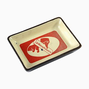 Advertising Ashtray from Guerin, Belgium, 1930s