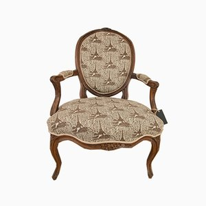 Louis XV Eiffel Tower Lounge Chair