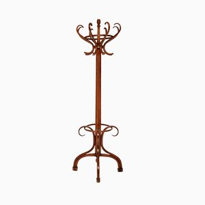 Antique Victorian Bentwood Hat and Coat Stand