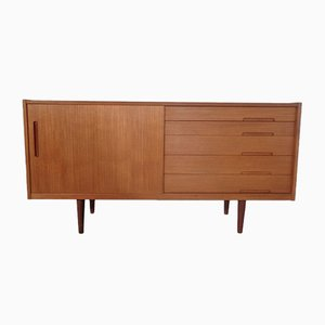 Small Teak Sideboard by Nils Jonsson for Hugo Troeds, 1960s