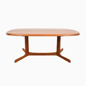 Mid-Century Danish Teak Coffee Table from Dyrlund, 1970s