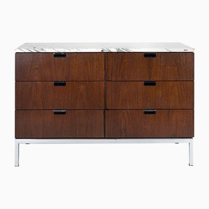 Rosewood Chest of Drawers by Florence Knoll Bassett for Knoll Inc. / Knoll International, 1960s