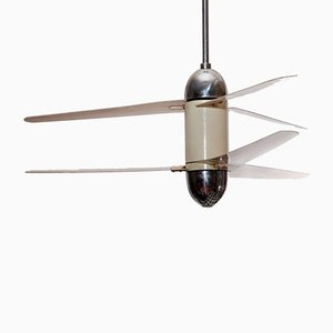 Double Wing Ceiling Fan, 1950s