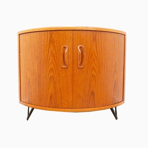 Mid-Century Teak Fresco Corner Storage Unit from G-Plan