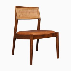 Teak Lounge Chair by Jens Risom, 1960s
