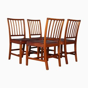 Pariser Stolen Chairs by Jacob Kjær, 1940s, Set of 4