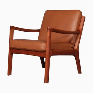 Lounge Chair by Ole Wanscher for Cado
