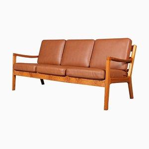 Canapé à 3 Places par Ole Wanscher pour Cado