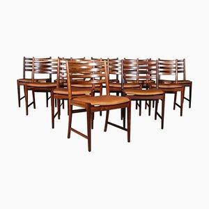 Rosewood Dining Chair by Kai Lyngfeldt Larsen, 1960s