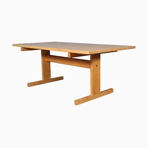 Shaker Dining Table by Hans J. Wegner for Getama, 1970s