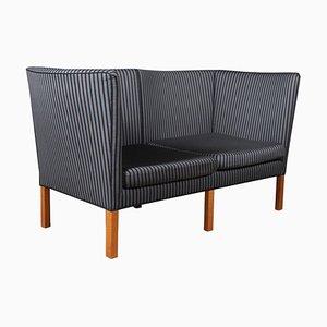 2214 2-Seat Sofa by Børge Mogensen, 1970s