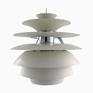 Large Snowball Ceiling Lamp by Poul Henningsen for Louis Poulsen