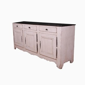 French Painted Sideboard, 1820s
