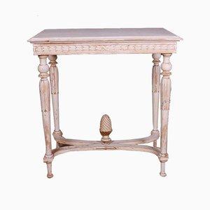 Lampada da tavolo antica, Svezia, fine XIX secolo