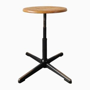 Swivel Workshop Stool, 1960s