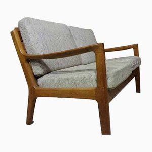 Teak 2-Seater Sofa by Ole Wanscher, 1960s