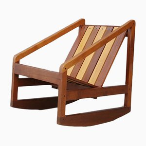 Rocking Chair pour Enfants Mid-Century par Pierluigi Ghianda, Italie, 1960s