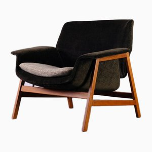 Model 849 Lounge Chair by Gianfranco Frattini for Cassina, 1950s