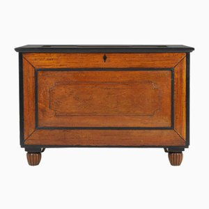 19th Century Satinwood and Ebony Chest of Drawers