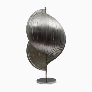 Space Age Lampe von Henri Mathieu, 1970er
