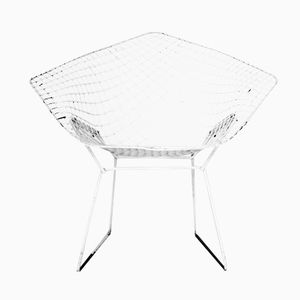 Diamond Chair by Harry Bertoia for Knoll, 1950