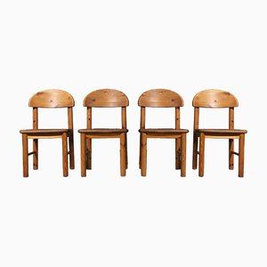 Chairs by Rainer Daumiller for Hirtshals Savvaerk, 1970s, Set of 4