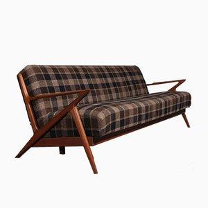 Modell Z Sofa von Poul Jensen für Selig, 1950er