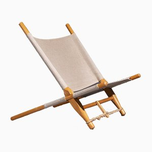 Safari Saw Chair by Ole Gjerlov Kienzle for Cado, 1950s