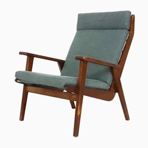 Vintage Model 1611 Lounge Chair by Rob Parry for Gelderland, the Netherlands, 1950s