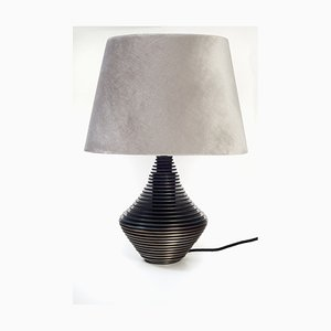 Disk Table Lamp by Harry Clark for harryclarkinterior