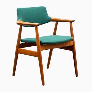 Danish Lounge Chair by Svend Åge Eriksen for Glostrup, 1960s