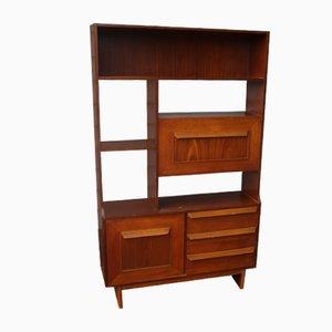 Teak Open Bookshelf, 1960s