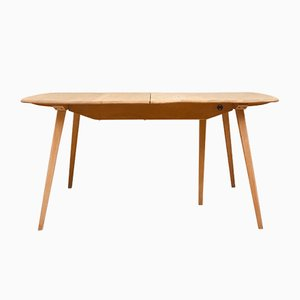 Vintage Extendable Dining Table by Lucian Ercolani for Ercol, 1960s