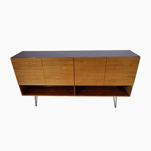 Large Mid-Century Rosewood Sideboard with Hairpin Legs from Kleikamp, 1960s