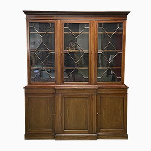 19th Century British Mahogany Cabinet