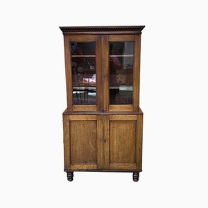 19th Century English Mahogany Cabinet