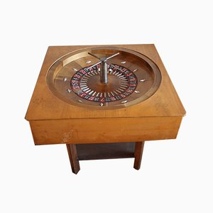 Roulette Table, 1950s