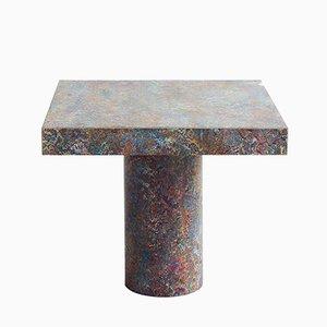 Tavolino Crazy in marmo di James Shaw