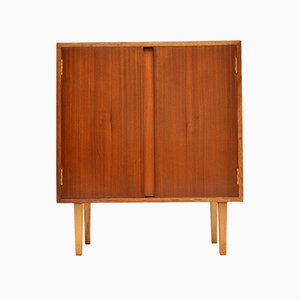Vintage Mahogany Drinks Cabinet, 1960s