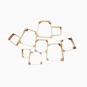 Split Shelves by Peter Marigold